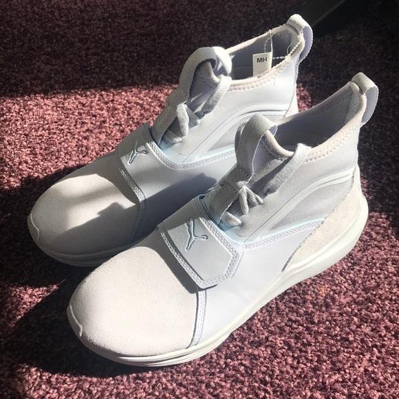 Puma Shoes - Puma Women's Phenom Suede Sneakers